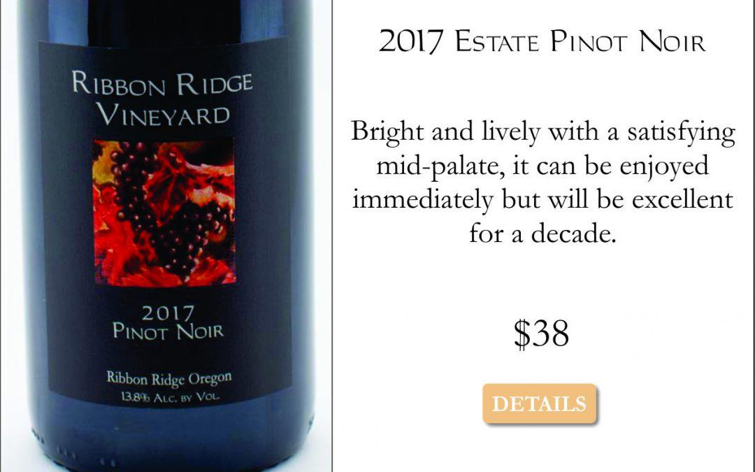 2017 Estate Pinot Noir